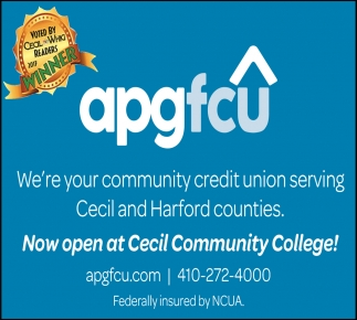 Now Open ar Cecil Community College!
