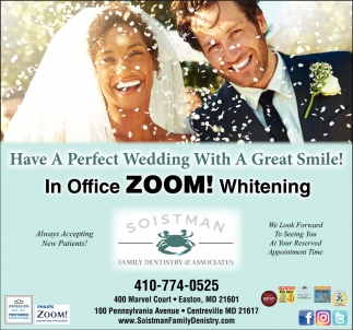 Have a Perfect Wedding with a Great Smile