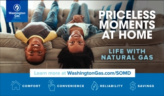 Life with Natural Gas