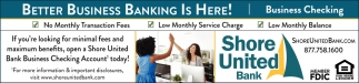 Better Business Banking is Here!