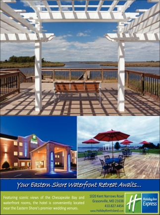 Your Eastern Shore Waterfront Retreat Awaits