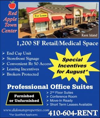 Professional Office Suites