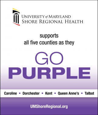 Go Purple