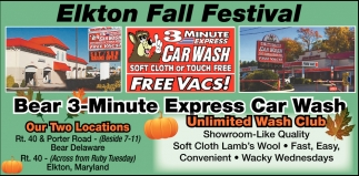 Elkton Fall Festival