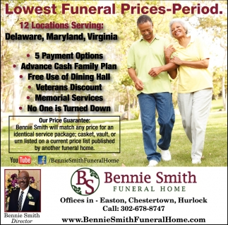 Lowest Funeral Prices-Period