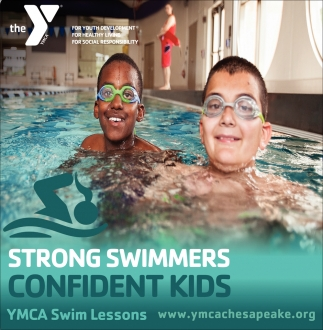 Strong Swimmers, Confident Kids