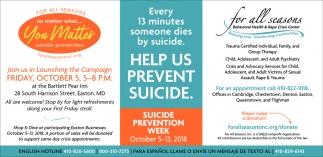 Help Us Prevent Suicide