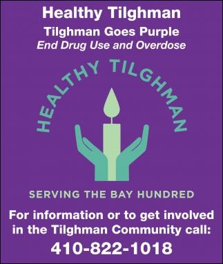 Healthy Tilghman