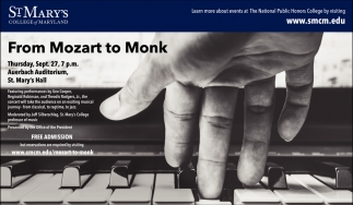From Mozart to Monk