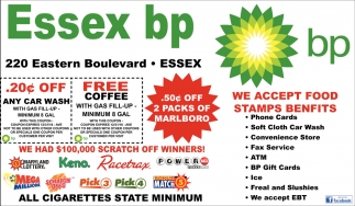 We Accept Food Stamps Benfits Essex Bp Essex Md
