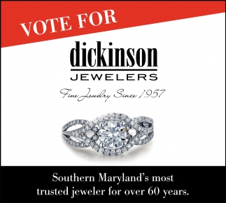 Vote for Dickinson Jewelers