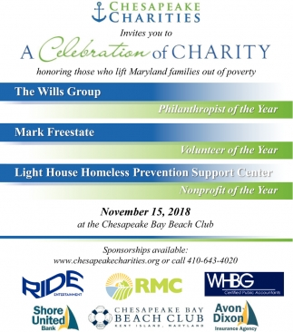Honoring those Who lift Maryland Families Out of Poverty