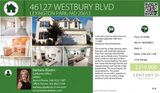 46127 Westbury Blvd