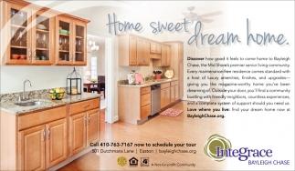 Home Sweet Dream Home