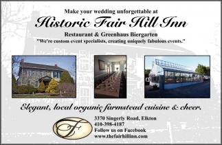 Make Your Wedding Unforgettable