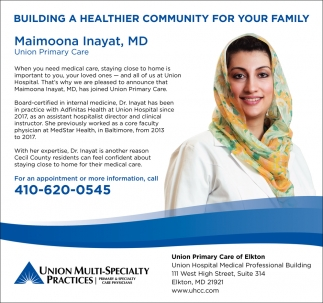 Building a Healthier Community for Your Family