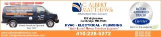 HVAC - Electrical - Plumbing