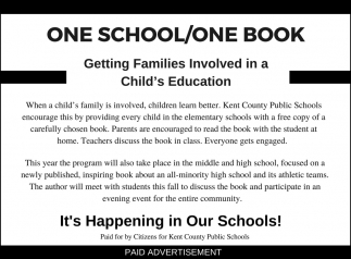 One School/One Book