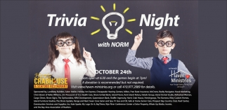Trivia Night with Norm