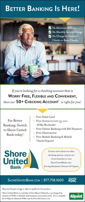 Better Banking is Here!