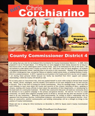 County Commissioner District 4