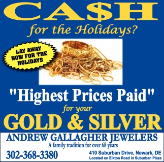 Cash for the Holidays?
