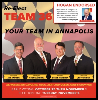 Your Team in Annapolis
